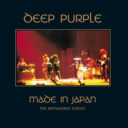 Deep Purple - Made In Japan Disc 1 Album Art