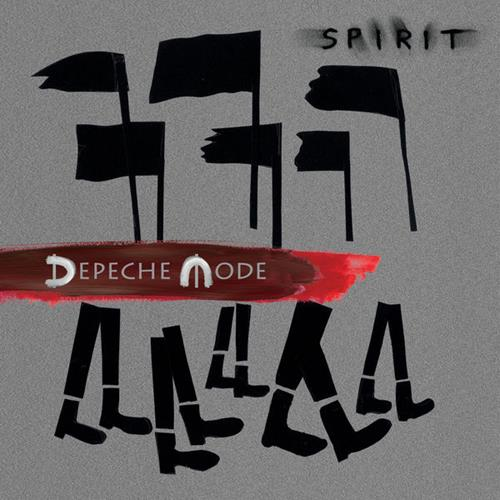 Depeche Mode - Spirit Album Art