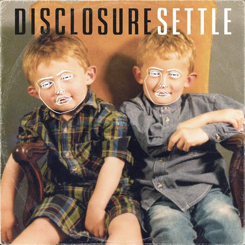 Disclosure - Settle Album Art