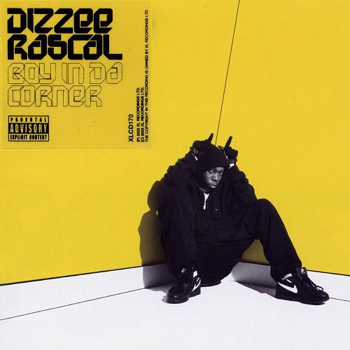 Dizzee Rascal - Boy In Da Corner Album Art