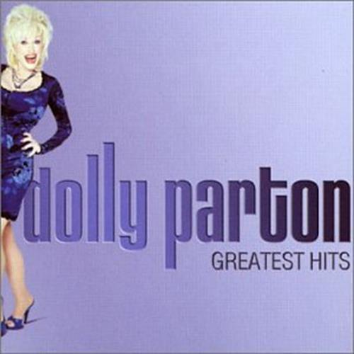 Dolly Parton - Greatest Hits Album Art