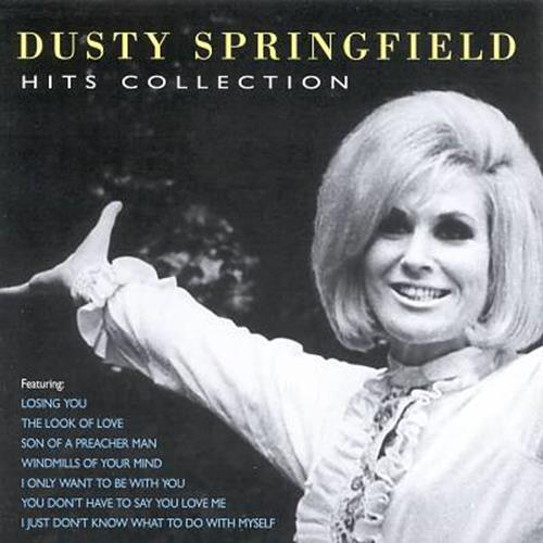 Dusty Springfield - Hits Collection Album Art
