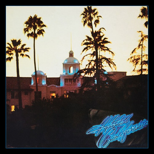 Eagles - Hotel California Album Art
