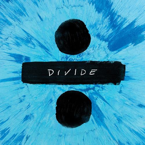 Ed Sheeran - Divide Album Art