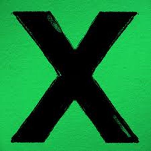 Ed Sheeran - Multiply Album Art
