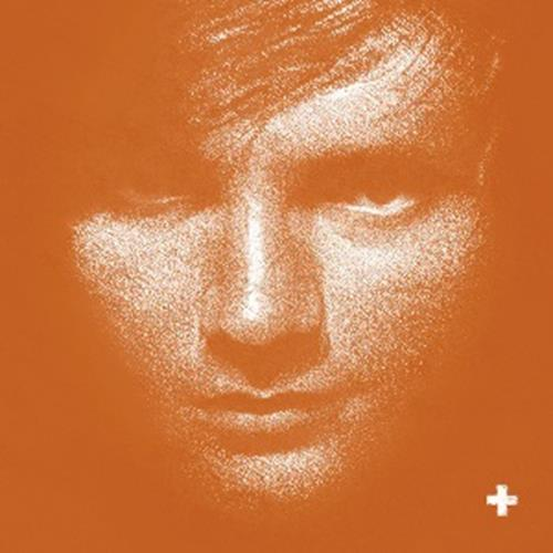 Ed Sheeran - Plus Album Art