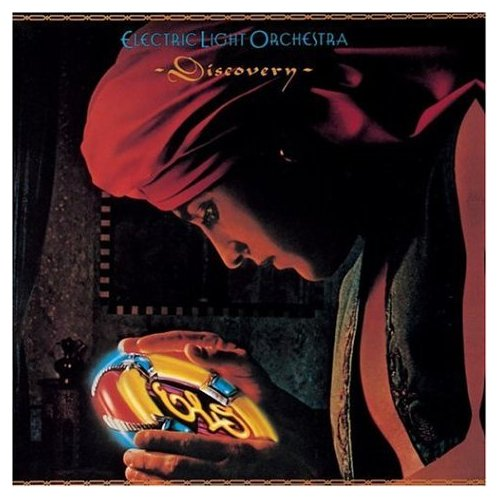 Electric Light Orchestra - Discovery Album Art
