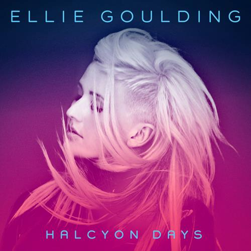 Ellie Goulding - Halcyon Days Album Art