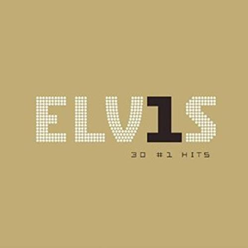 Elvis Presley - 30 No1 Hits Album Art