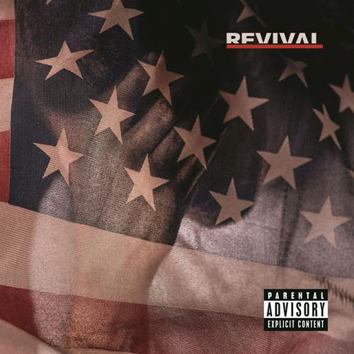 Eminem - Revival Album Art