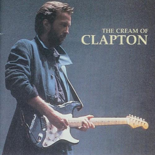 Eric Clapton - The Cream Of Eric Clapton Album Art