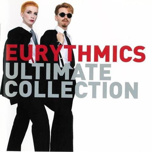 Eurythmics - Eurythmics Ultimate Collection Album Art