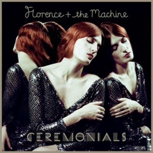 Florence + The Machine - Ceremonials Album Art