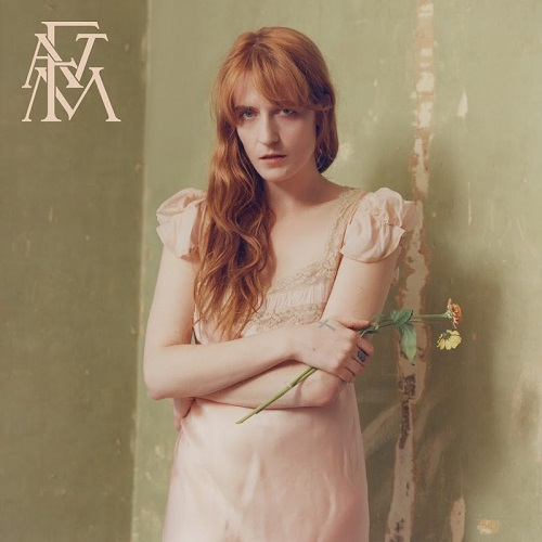 Florence + The Machine - High As Hope Album Art