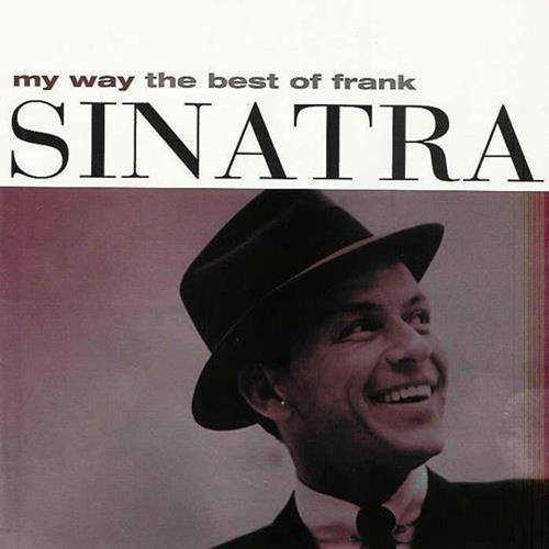 Frank Sinatra - My Way, The Best Of Frank Sinatra Disc 1 Album Art