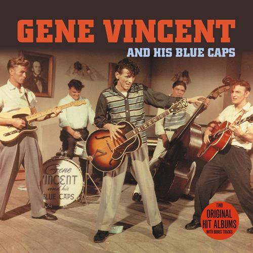 Gene Vincent - Gene Vincent And His Blue Caps Disc 1 Album Art