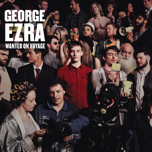 George Ezra - Wanted On Voyage Album Art