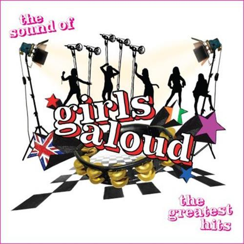 Girls Aloud - The Sound Of Girls Aloud Greatest Hits Album Art