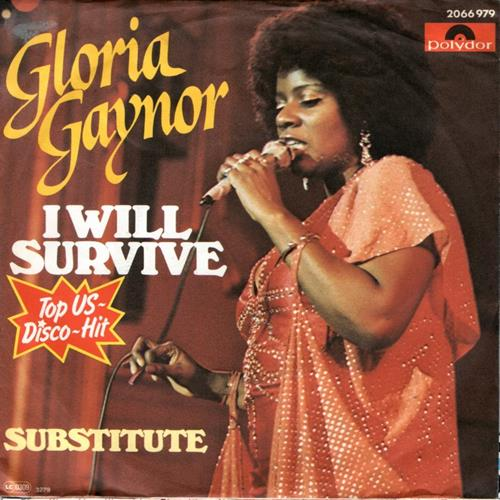 Gloria Gaynor - I Will Survive Album Art