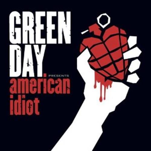 Green Day - American Idiot Album Art