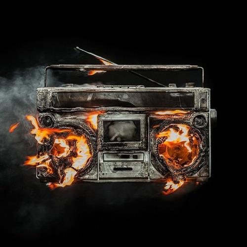 Green Day - Revolution Radio Album Art