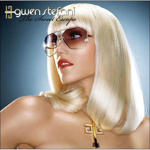 Gwen Stefani - The Sweet Escape Album Art