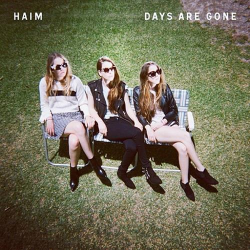 Haim - Days Are Gone Album Art