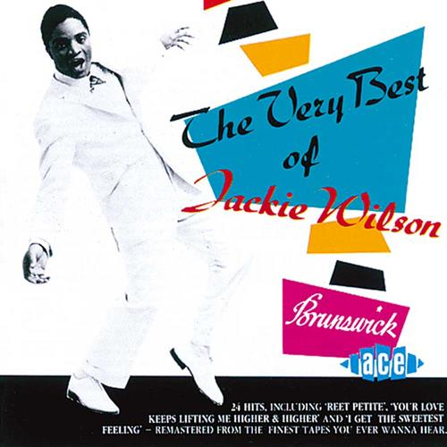 Jackie Wilson - The Very Best Of Jackie Wilson Album Art
