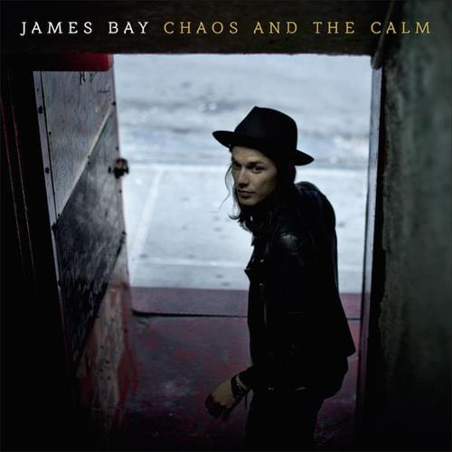 James Bay - Chaos And The Calm Album Art