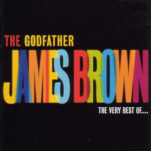 James Brown - The Godfather Album Art