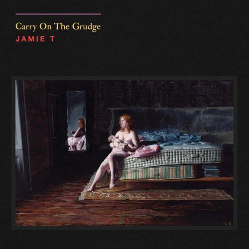 Jamie T - Carry On The Grudge Album Art