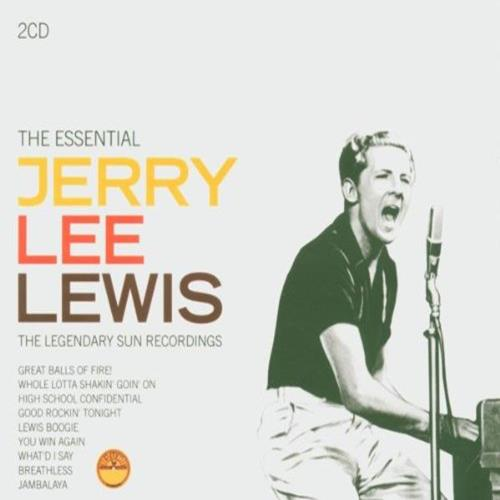 Jerry Lee Lewis - The Essential Jerry Lee Lewis Disc 1 Album Art
