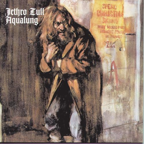 Jethro Tull - Aqualung Disc 1 Album Art
