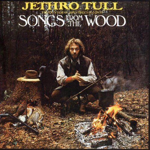 Jethro Tull - Songs From The Wood Album Art
