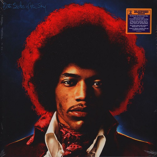 Jimi Hendrix - Both Sides of the Sky Album Art