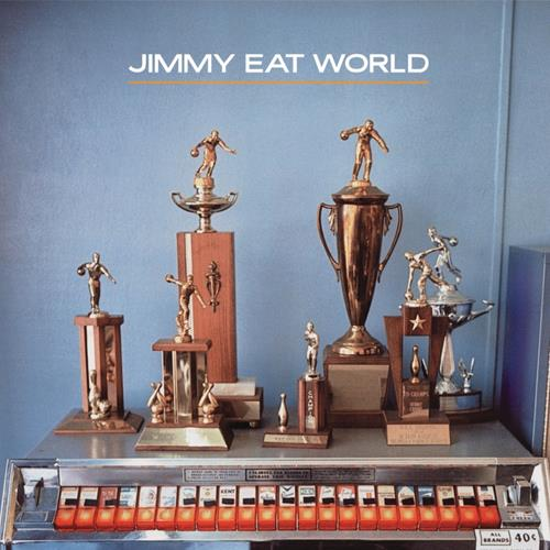 Jimmy Eat World - Jimmy Eat World Album Art