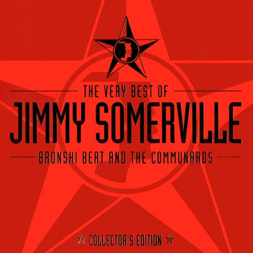Jimmy Somerville - The Very Best Of Jimmy Somerville Album Art