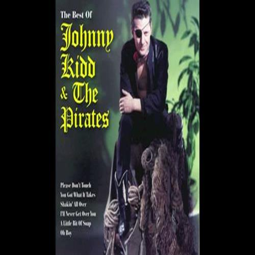 Johnny Kidd And The Pirates - The Best Of Johnny Kidd And The Pirates Disc 2 Album Art