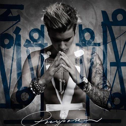 Justin Bieber - Purpose Album Art
