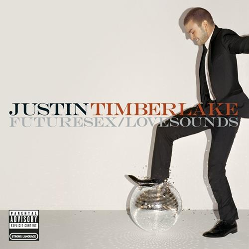 Justin Timberlake - Futuresexlovesounds Album Art