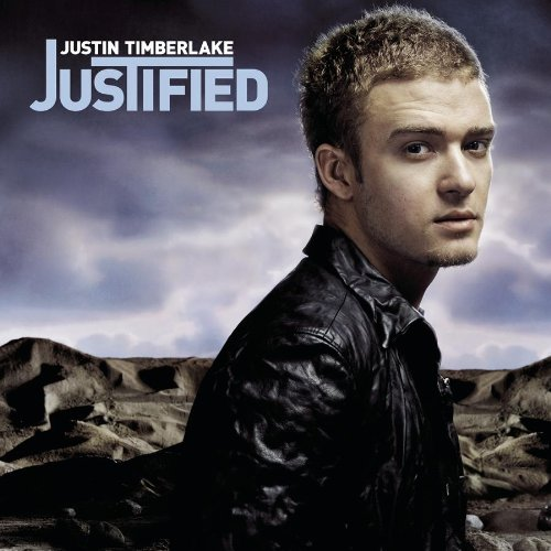 Justin Timberlake - Justified Album Art