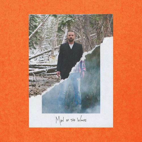 Justin Timberlake - Man of the Woods Album Art