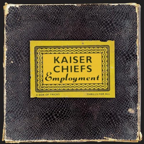 Kaiser Chiefs - Employment Album Art