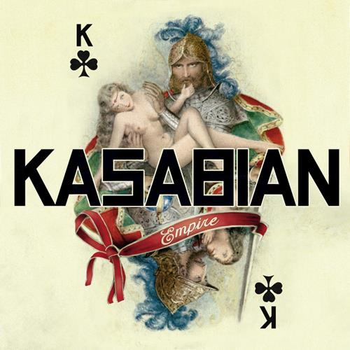 Kasabian - Empire Album Art
