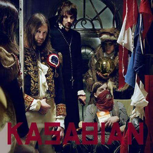 Kasabian - West Ryder Pauper Lunatic Asylum Album Art