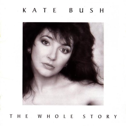 Kate Bush - The Whole Story Album Art