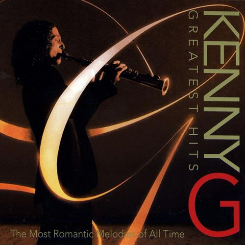 Kenny G - Greatest Hits Disc 1 Album Art