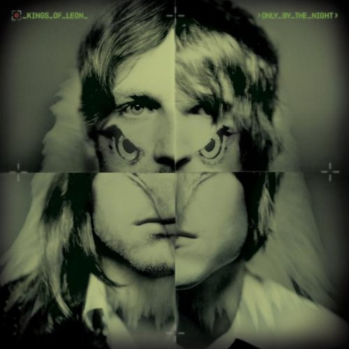 Kings Of Leon - Only By The Night Album Art