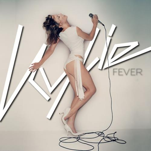 Kylie Minogue - Fever Album Art