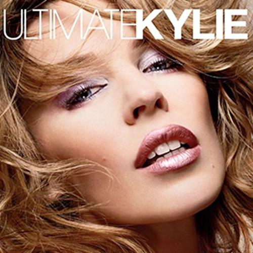 Kylie Minogue - Ultimate Kylie Disc 1 Album Art